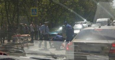 В Севастополе сбили 4-летнего ребенка