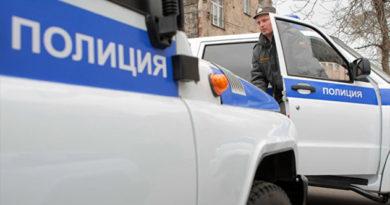 В Симферополе стихийщик поджег служебное авто охранника