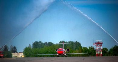 """В аэропорту Симферополя пассажиров ждет """"Предчувствие полета"""""""