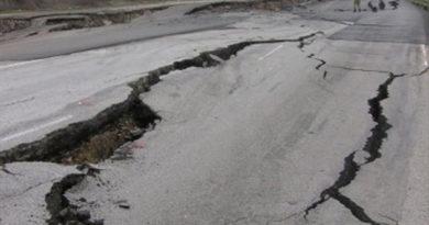 Возводить подпорную стену на оползневом участке трассы Симферополь-Севастополь начнут на этой неделе