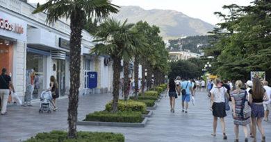 Ялте могут присвоить официальный статус города-курорта