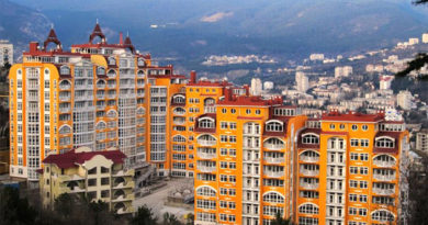 За месяц цена аренды «однушки» в Ялте подорожала на 20%