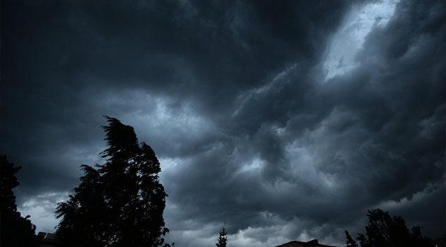 9-10 июня в Крыму ожидают ураганный ветер и град