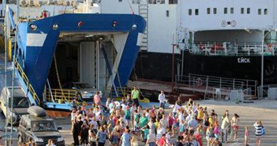 Керченская паромная переправа планирует обслужить 6,4 млн пассажиров в этом году
