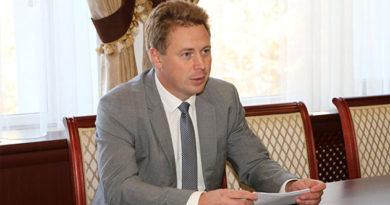 Овсянников подал документы для участия в выборах губернатора Севастополя