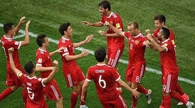 На кону полуфинал: Россия сыграет с Мексикой на Кубке конфедераций