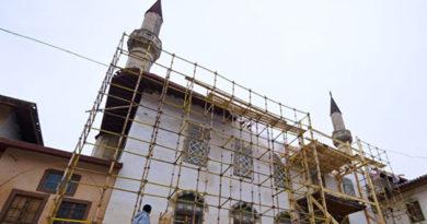 На полную реконструкцию всех объектов Ханского дворца необходимо 1,6 миллиарда рублей