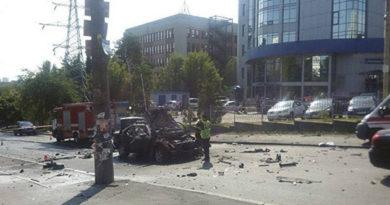 pri-vzryve-avtomobilya-v-kieve-pogib-sotrudnik-ukrainskoj-razvedki