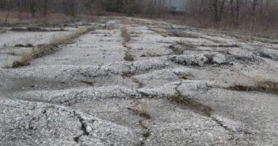 Активисты ОНФ обозначили в Крыму 424 км убитых дорог