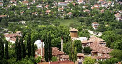Бахчисарай предлагает бюджетный туризм в Крыму