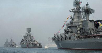 ЧФ за три года получил более 50 новейших кораблей и подлодок