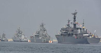 Черноморский флот и 5,5 тыс военных привлекли к штабной тренировке на юге России