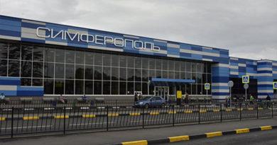 Действующий аэропорт Симферополя могут отдать под деловую авиацию