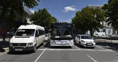 До конца года проезд в маршрутках в Симферополе может подорожать на 2-3 рубля – власти