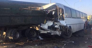 Глава Кубани поручил помочь пострадавшим в ДТП с автобусом из Крыма