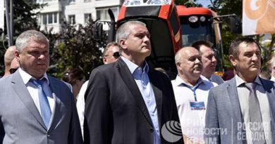 Годовой товарооборот между Крымом и Владимирской областью превысил миллиард рублей