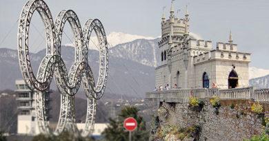 Крым уступил Сочи в популярности у иностранцев