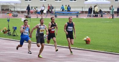 Крымские легкоатлеты заняли призовые места на соревнованиях в Московской области