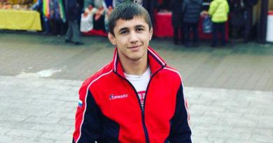 Крымский спортсмен завоевал серебро чемпионата Европы по греко-римской борьбе