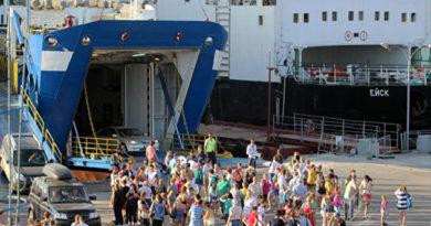 На Керченской переправе готовятся встретить 2-миллионного пассажира