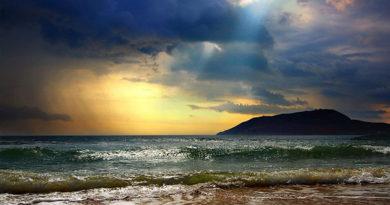 Начало недели Крым встретит с дождями