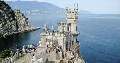 Офисные работники едут в Крым чаще остальных