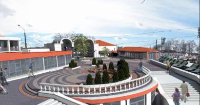 Реконструкцию площади перед Центральным рынком Симферополя обещают закончить к 10 июля