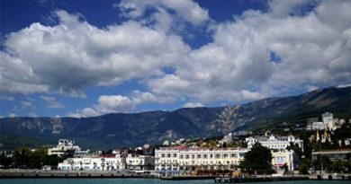 Российский союз туриндустрии отметил снижение турпотока в Крым
