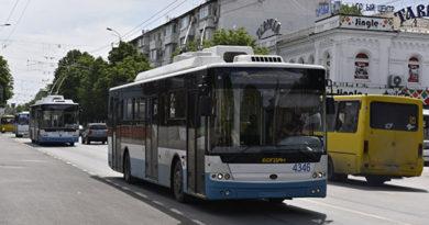 С июля в Симферополе подорожает проезд в троллейбусах