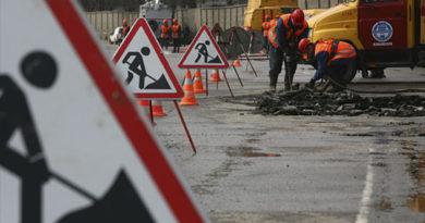 Симферополю выделили еще 213 миллионов рублей на ремонт дорог