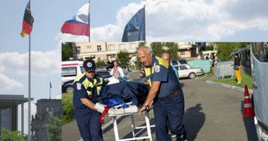 Смертельное ДТП под Севастополем подростки на мопеде врезались в грузовик
