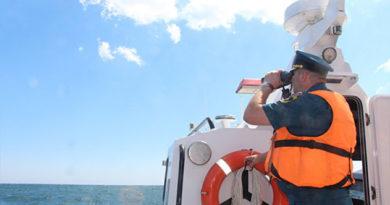 В Черном море продолжают искать моряка с затонувшего сухогруза Anda