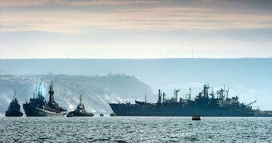 В Крыму проходит проверка боеготовности ЧФ