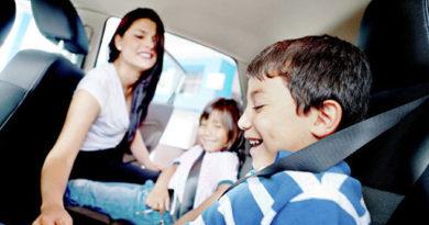 В России вступают в силу новые правила перевозки детей в автомобиле