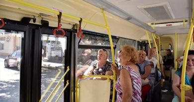 В Севастополе вдвое увеличили число автобусных маршрутов для льготников