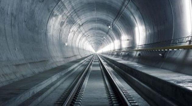 В керчи начали строить железнодорожный тоннель к крымскому мосту