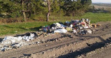 В рамках проекта ОНФ в крымских селах ликвидировали ряд свалок
