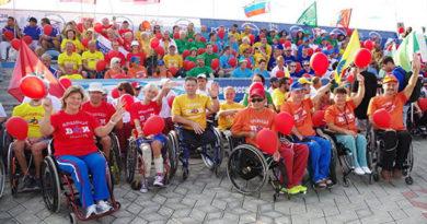 """В сентябре в Евпатории пройдет фестиваль для людей с инвалидностью """"Пара-Крым"""""""