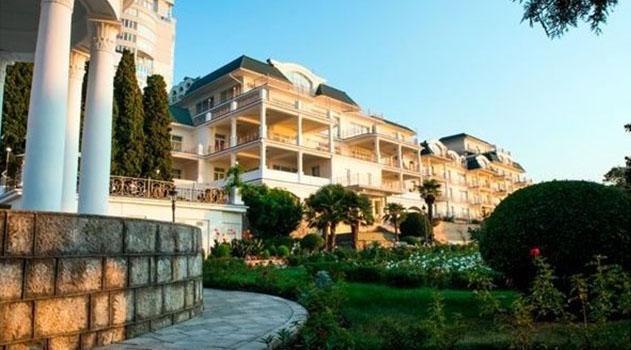 Вип-отели в Крыму демонстрируют высокий спрос