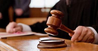 Вынесен приговор пятерым бывшим сотрудникам полиции, виновным в совершении коррупционных преступлений