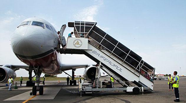 Замглавы Минэкономразвития РФ: рассматривается вопрос о субсидировании авиаперелетов в Крым