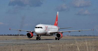 """Аэропорт """"Симферополь"""" планирует принять в этом году 5 млн пассажиров"""