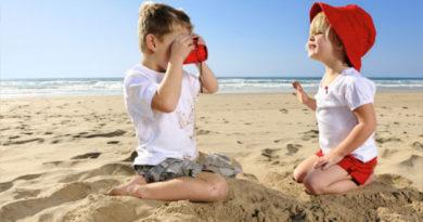 Этим летом в Крыму отдохнуло на 16 тыс детей больше, чем в прошлом году