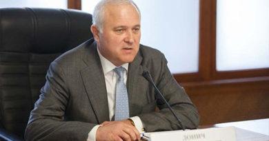 Ректор КФУ Сергей Донич уволен по собственному желанию 3 августа - Минобрнауки РФ