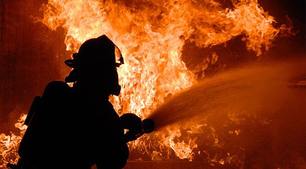 В Форосе из-за взрыва газа сгорел детский лагерь
