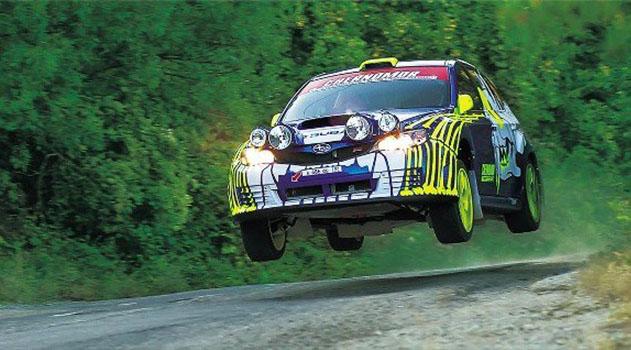 В Симеизе пройдет автомобильная горная гонка