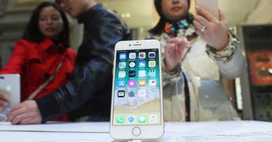 Спрос на восьмые iPhone в РФ сопоставим с интересом к седьмой серии