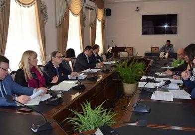 Игорь Лукашев провёл встречу с представителями садовых товариществ Каменки