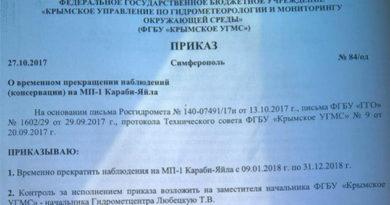 meteorologicheskij-post-na-karabi-yajle-priostanovit-svoyu-rabotu-s-2018-goda