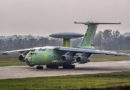 Первый полет российского самолета-радара А-100 сняли на видео